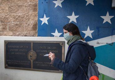 México y Estados Unidos continúan con la restricción fronteriza