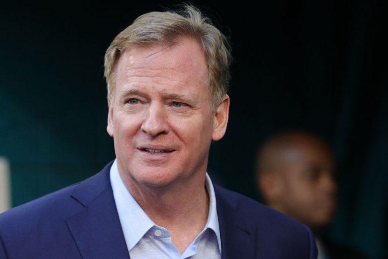 Roger Goodell admite su error ante las protestas en la NFL
