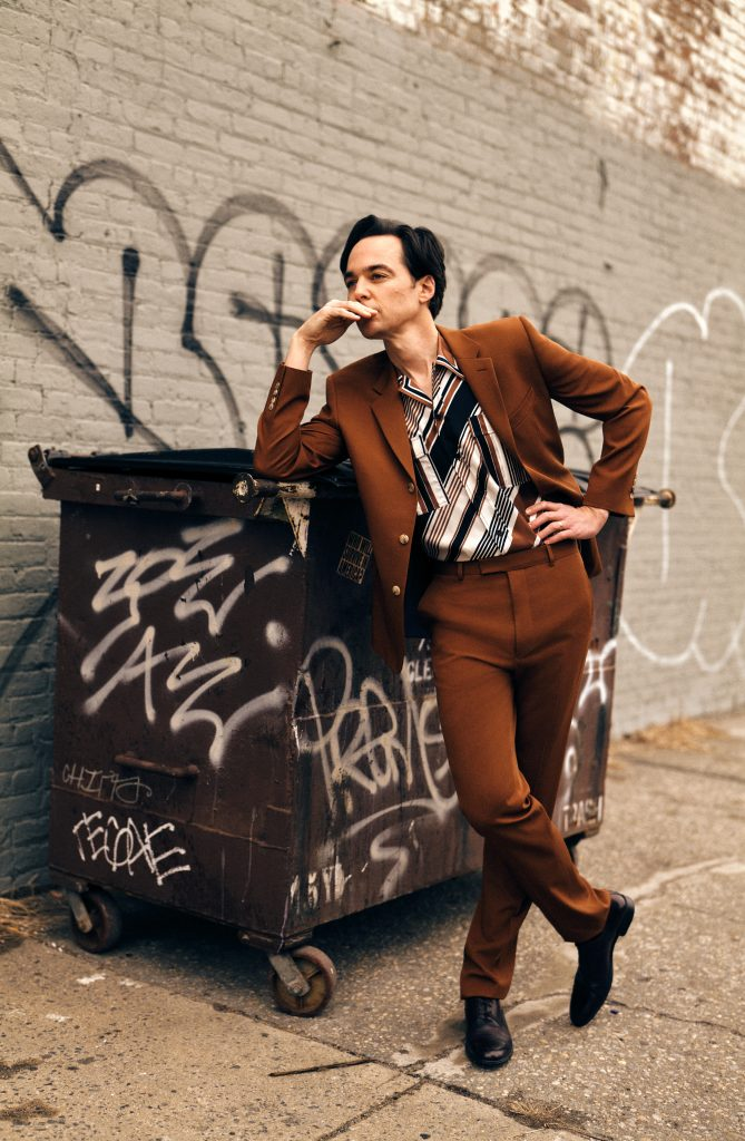 jim parsons esquire Big Bang theory
