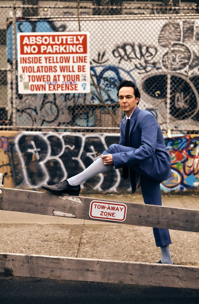jim parsons esquire hollywood Big Bang I