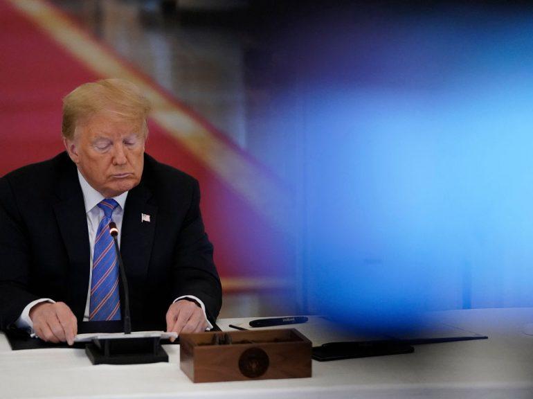 orden-de-aprensión-al-presidente-Trump-iran