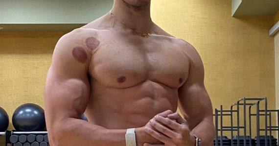 Ebenezer Samuel: ejercicios para abdomen