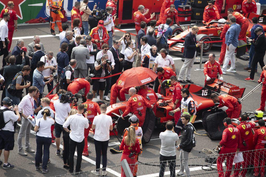 Gran Premio de México Caras