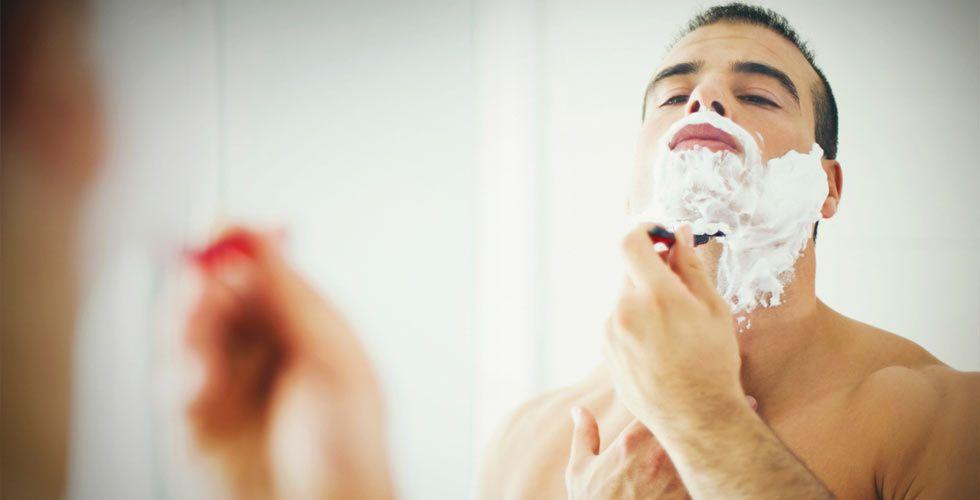 Cómo rasurarse como hombre | Esquire