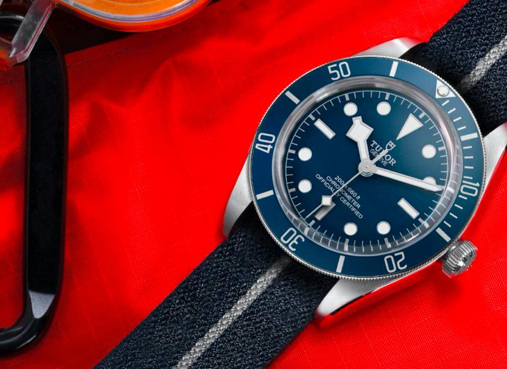 Black Bay fifty-eight tudor relojería I