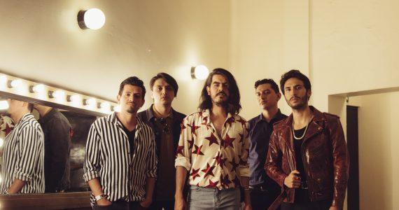 odisseo presenta admirador banda mexicana rock