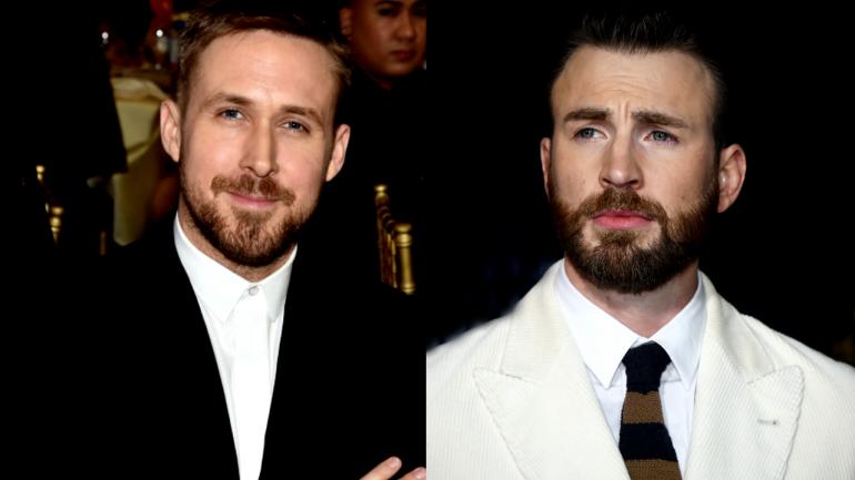 Chris Evans y Ryan Gosling película Netflix