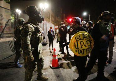policía secreta Estados Unidos Portland Protests