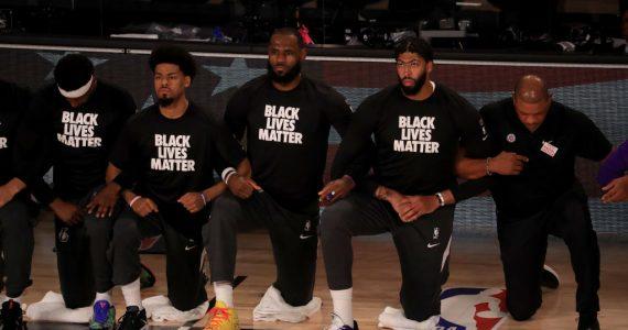 nba inicia temporada racismo