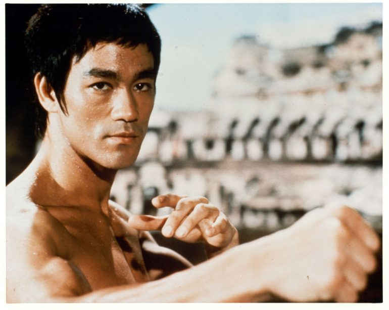 personajes de bruce lee enter the dragon