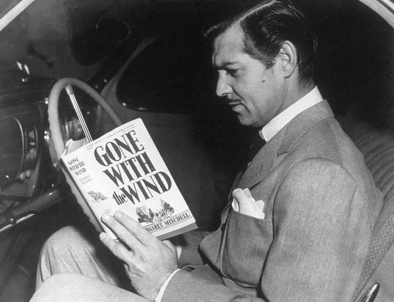 Lo que el viento se llevó Clark Gable