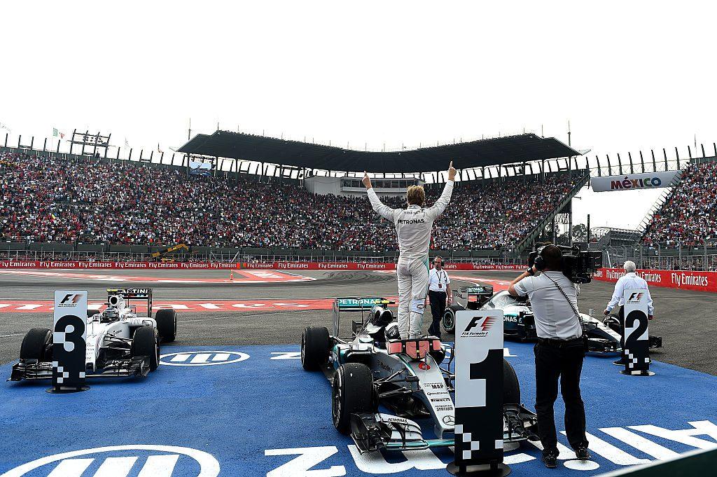 F1 Grand Prix of Mexico Gran Premio de México