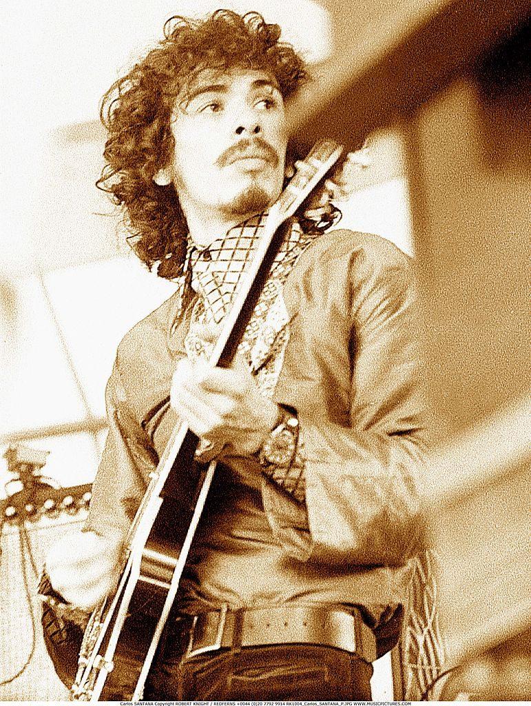 Carlos Santana legado canciones más populares