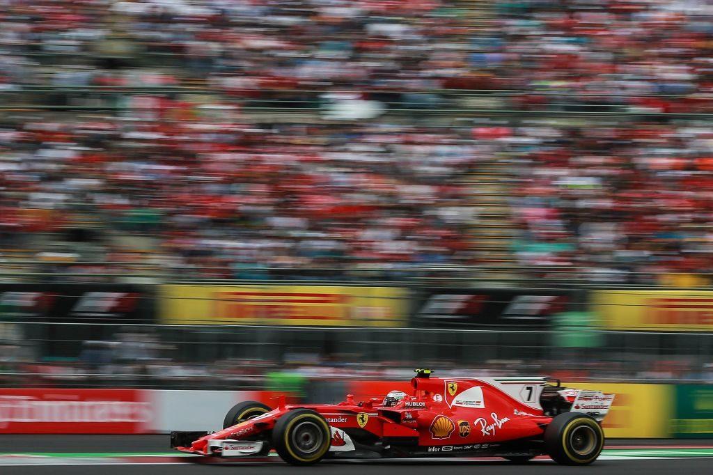 Formula One Grand Prix of Mexico 2017