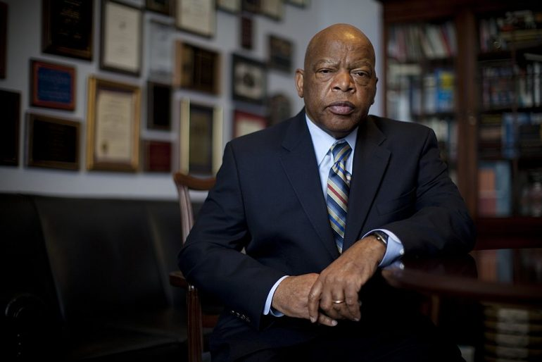 John Lewis civil rights congressman