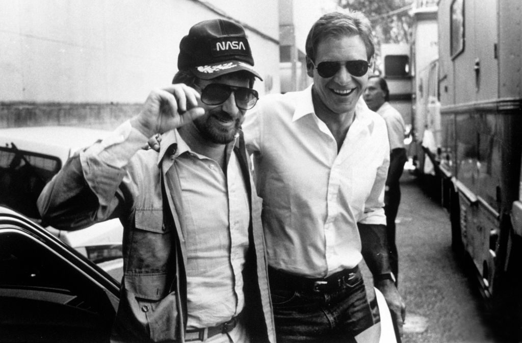 Harrison Ford estilo Festival de Cannes