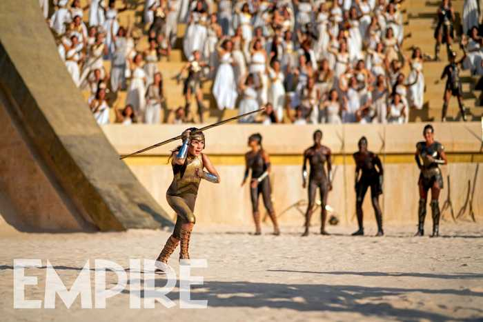 Imagenes wonder woman 1984 amazonas empire