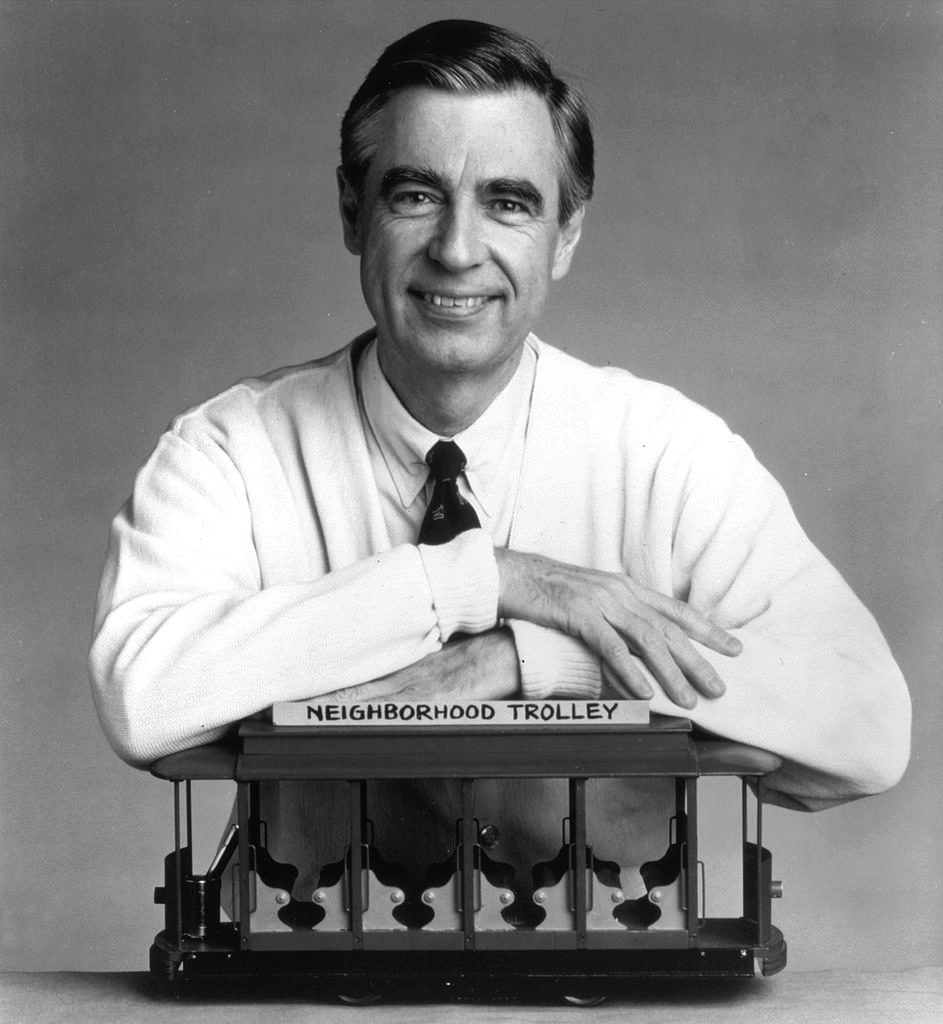 Mister Rogers Can you say Hero Esquire