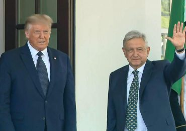 la agenda de AMLO en Washington Donald Trump