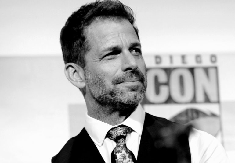 Zack Snyder justice league HBO DCEU