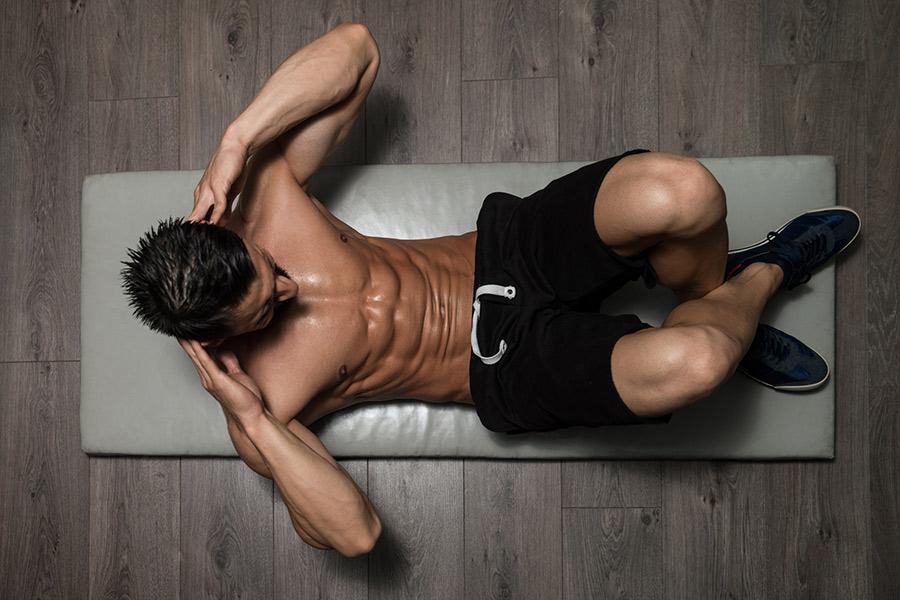 abdominales, ejercicios para abdomen, isométricos lagartijas