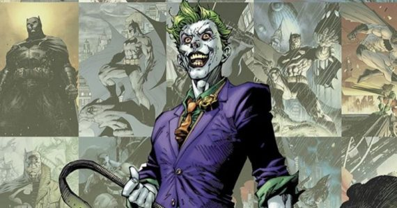 actores que han interpretado al joker DC Comics