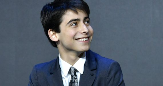 aidan Gallagher umbrella academy Netflix