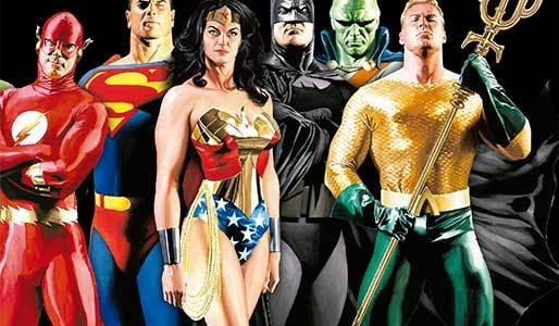 alex-ross-dc-comics-arte-homenaje-superman-batman-wonder-woman-robin-portada