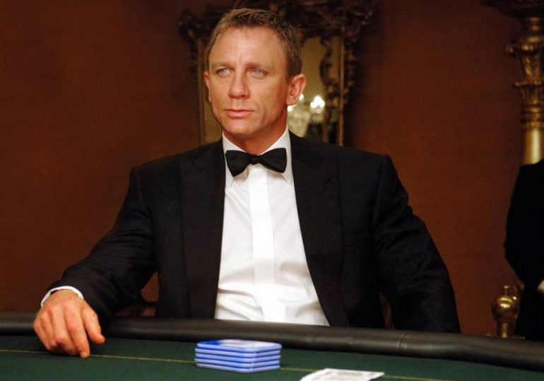 casino royale disponible en HBO Max 007 James Bond