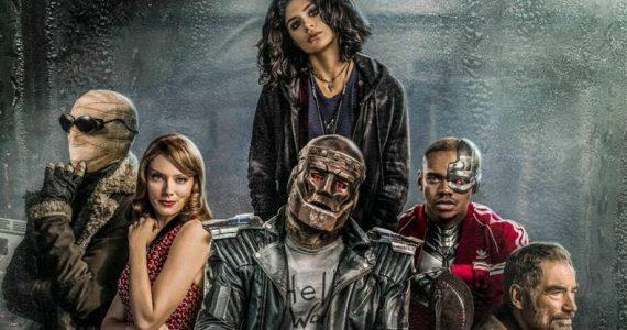doom patrol segunda temporada HBO Go estreno