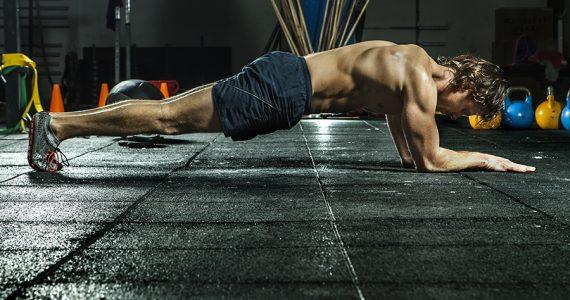 Ejercicios isométricos para crecer músculos