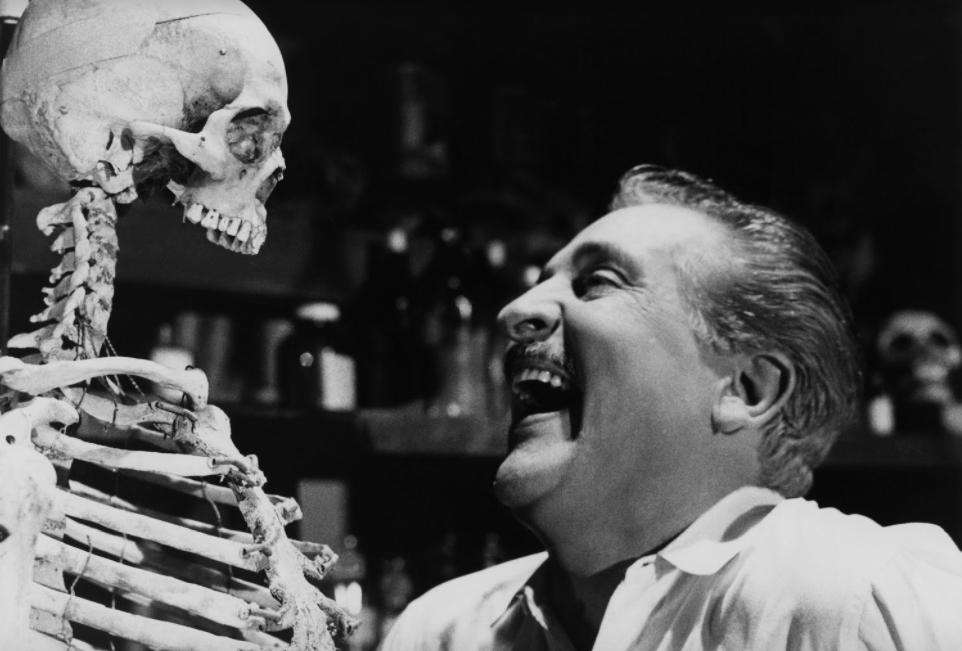 el esqueleto de la señora morales película de terror arturo de cordoba