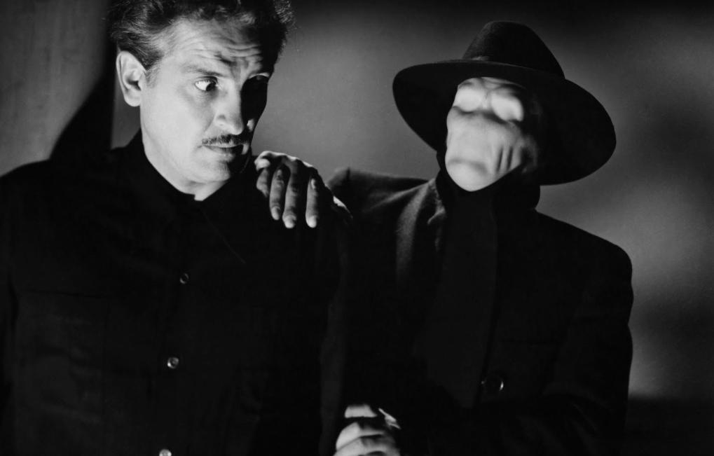 el hombre sin rostro juan bustillo oro películas de terror mexicanas