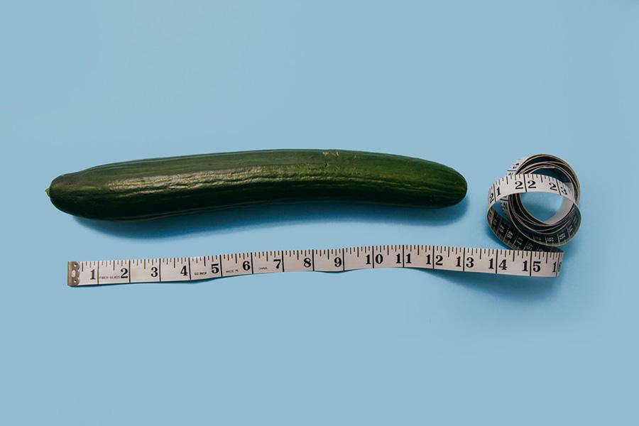 El tamaño del pene grande importa o no