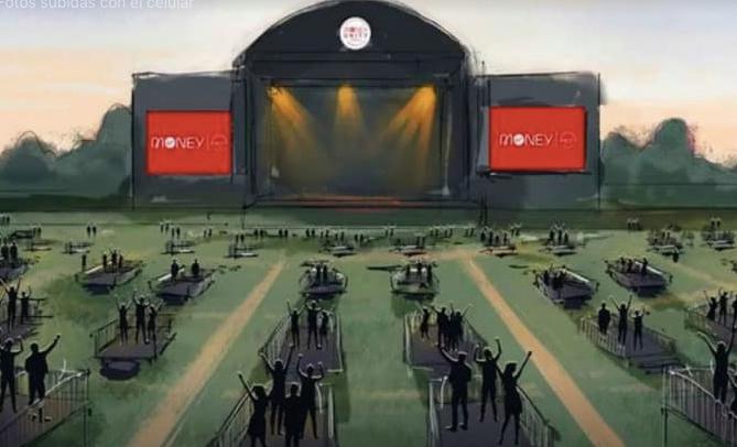 futuro de los conciertos Facebook
