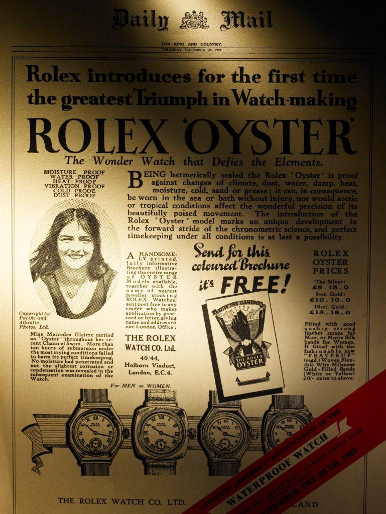La historia de Rolex la relojería de Hans Wilsdorf relojes