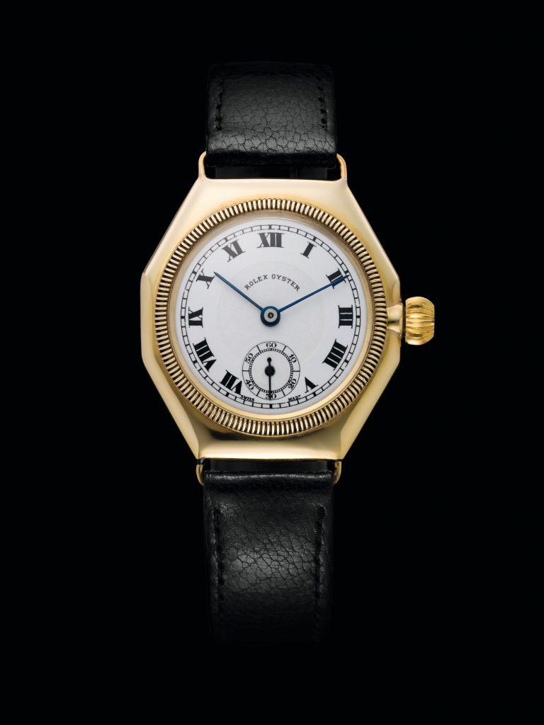 La relojería de Hans Wilsdorf Rolex relojes