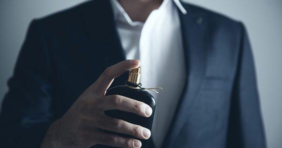Perfume: tres aromas para hombre