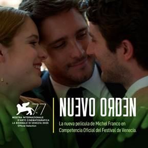 Nuevo Orden Festival de cine de Venecia