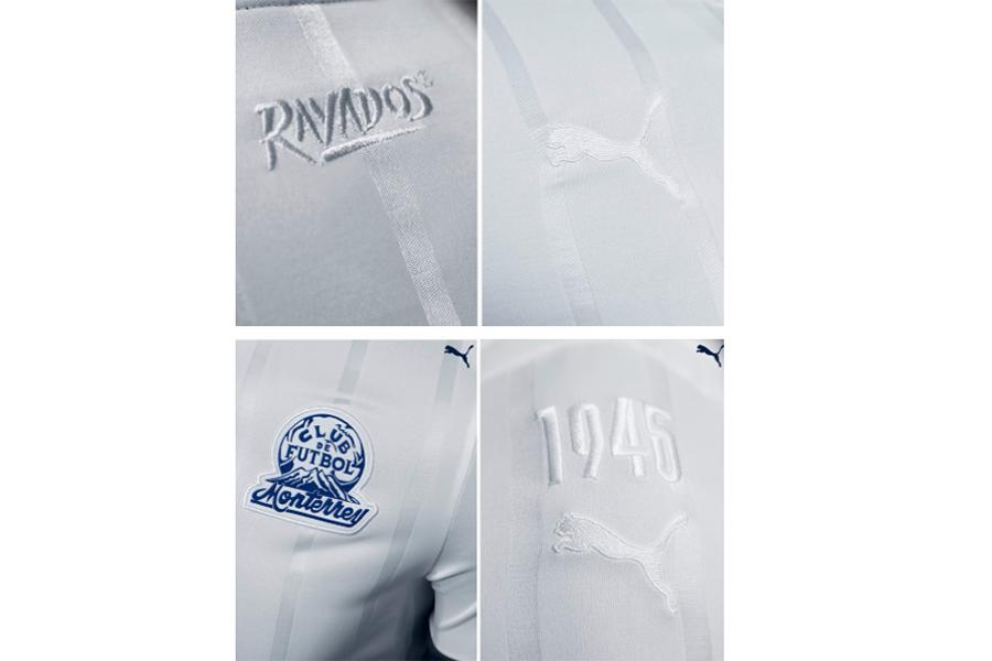 jersey conmemorativo de rayados de monterrey