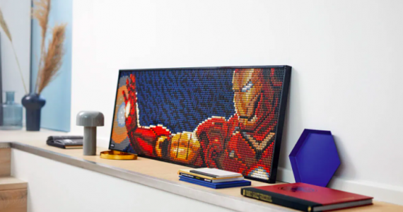 lego-marvel-mosaicos-arte-decoración