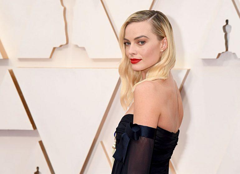 Margot Robbie fotos sexys sensual actriz