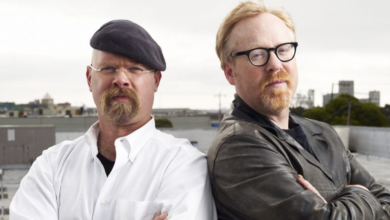 muere presentador de mythbusters discovery channel