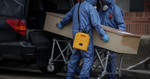 muertes por COVID-19 podrían aumentar