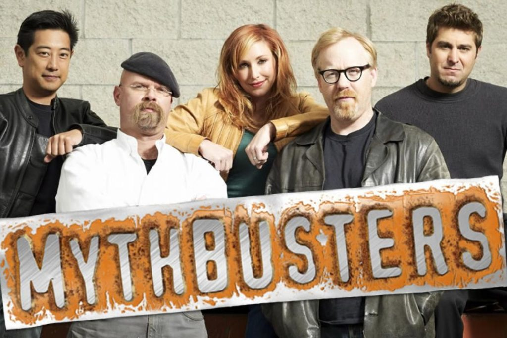 mythbusters fallece presentador