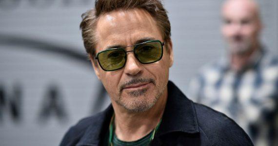 Nueva película de Robert Downey Jr Russo brothers