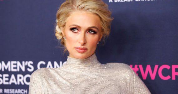 Paris Hilton para presidente Kanye West 2020