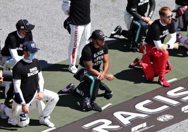 pilotos-de-la-F1-se-arrodillan-black-lives-matter-end-racism