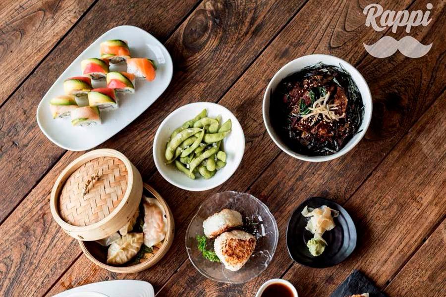 Top 5: los mejores restaurantes de sushi en la CDMX Rappi