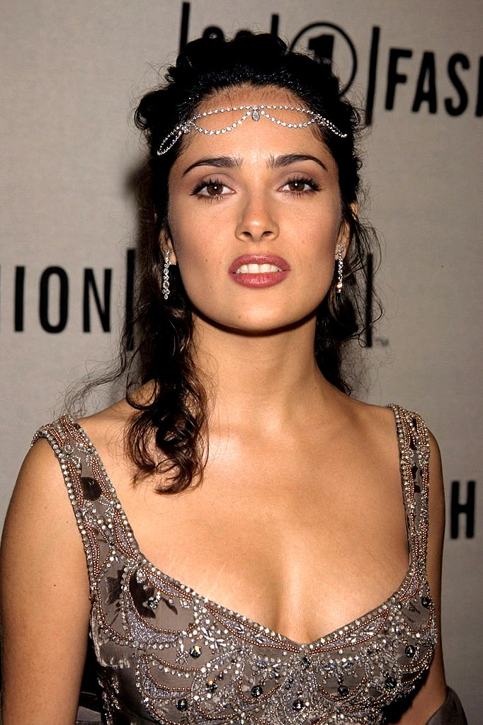 salma hayek hot sensual sexy Oscar
